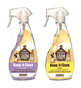 SUPREME Keep It Clean (Lavender / 500ml)