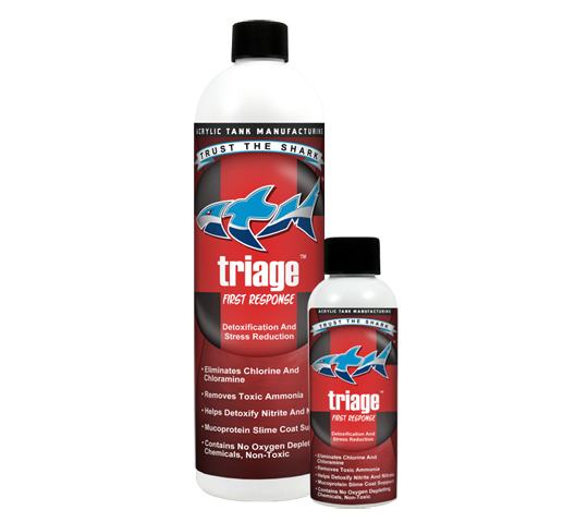 ATM Triage First Response 8oz