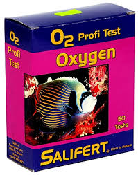 SALIFERT Oxygen Profi TestKit (up to 50 test)