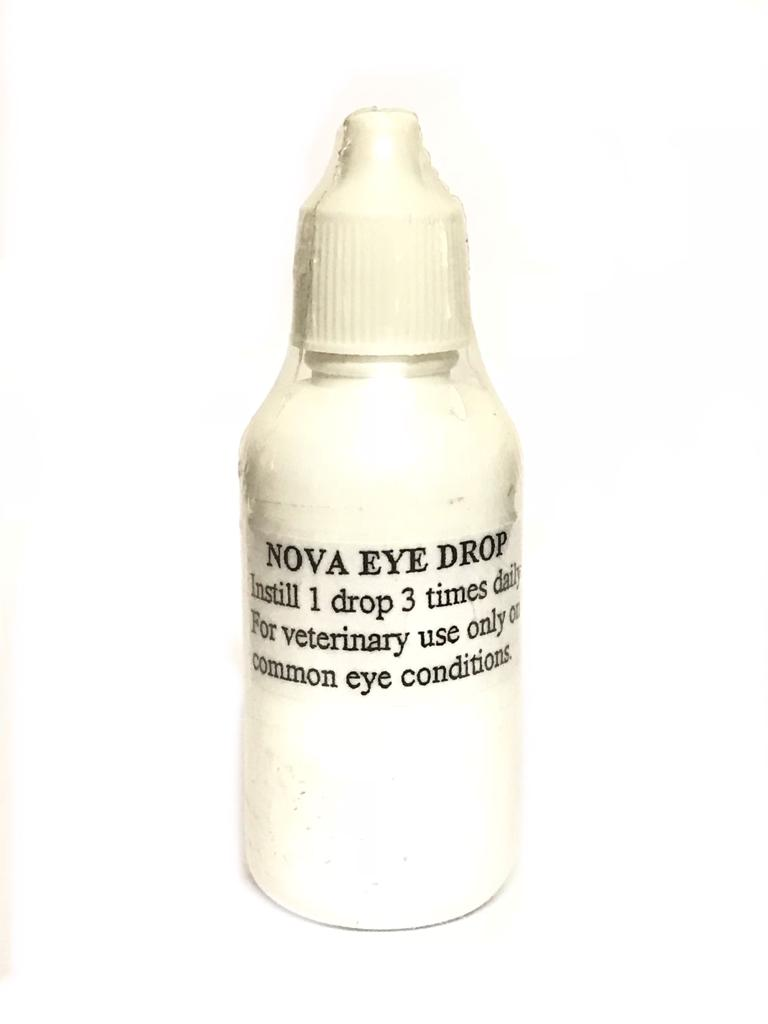 NOVA Eye Drop for Birds