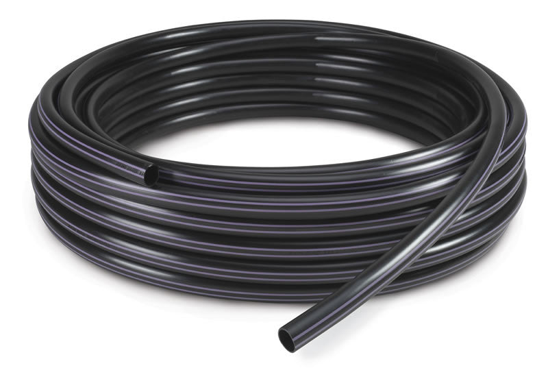 "MISTKING Black Tubing (1/4"" - Per ft)"