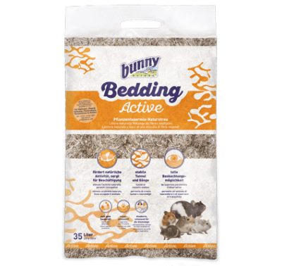 BUNNY NATURE Bunny Bedding Active (35L)