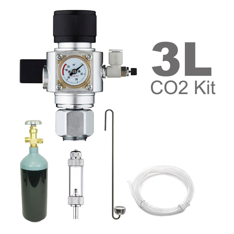 GCS CHIHIROS CO2 Complete Kit (3L)