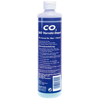 DENNERLE BIO CO2 Supply Bottle (with Control Gel)