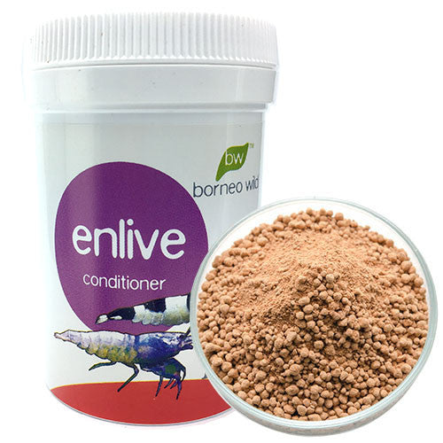 BorneoWild Enlive 100g (No Label)