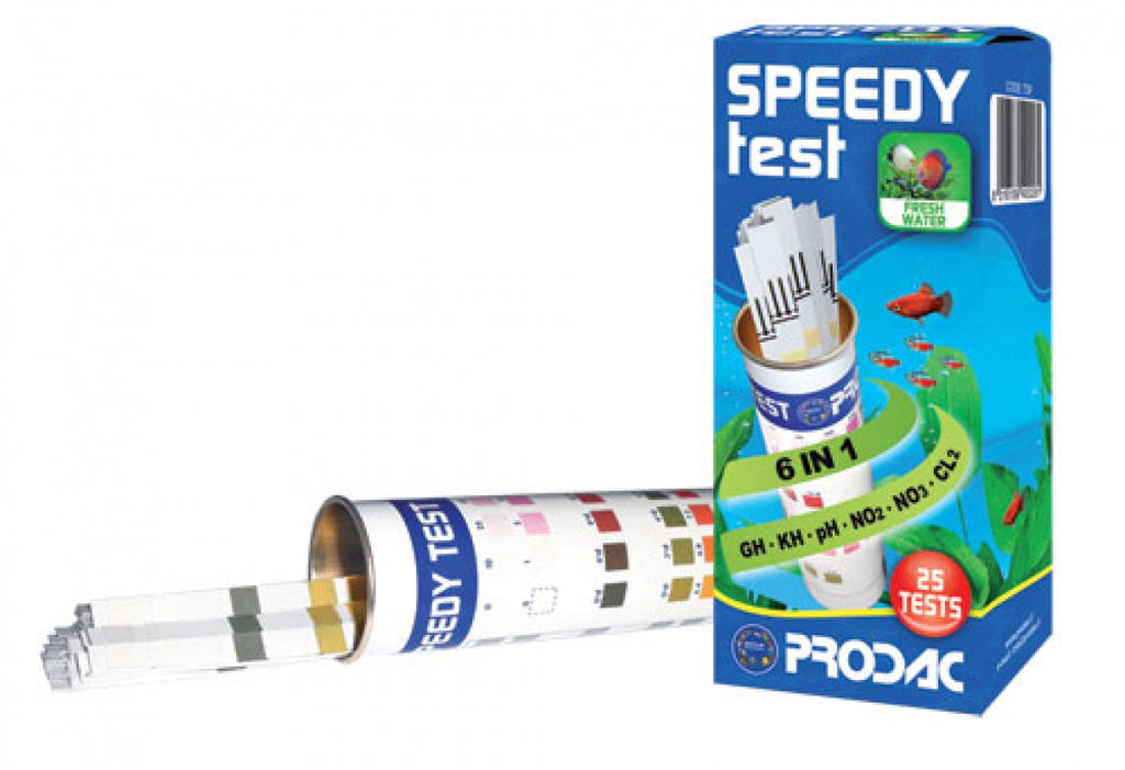 PRODAC Speedy Test (6-In-1)