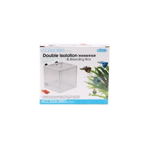 ISTA Double isolation and breeding box
