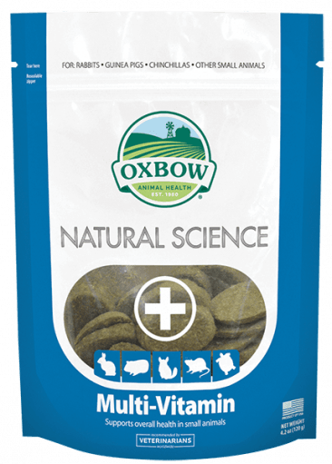 OXBOW Natural Science Multi-Vitamin (120g)