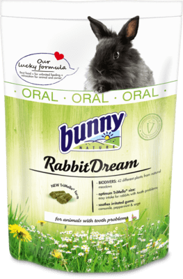 BUNNY Nature Rabbit Dream ORAL (1.5Kg)