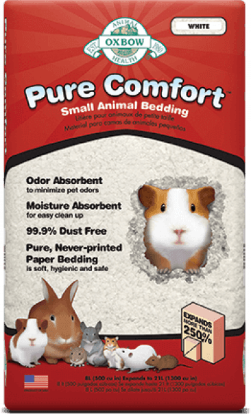 OXBOW Pure Comfort White (8.2L)