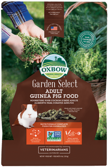 OXBOW Garden Select Adult Guinea Pig (4lb)
