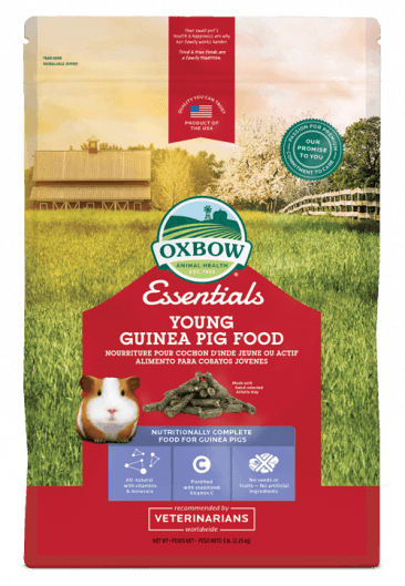 OXBOW Essentials Young Guinea Pig Food (5lb)