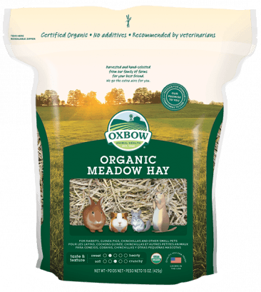 OXBOW Organic Meadow Hay (15oz)