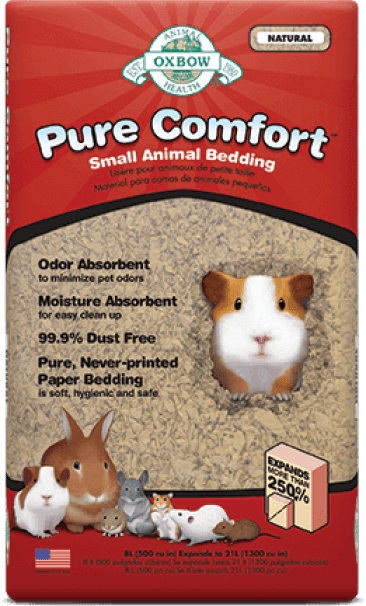 OXBOW Pure Comfort Natural (8.2L)