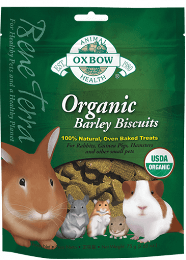OXBOW Organic Barley Biscuit (15oz)