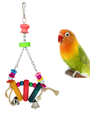 FIDS-PLAY CHEWABLE TOY (Simple Pendant C)