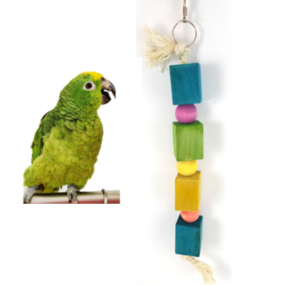 FIDS-PLAY CHEWABLE TOY (Simple Pendant A)