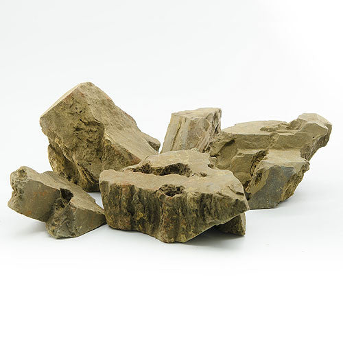 BorneoWild Brown River Stones (1kg)