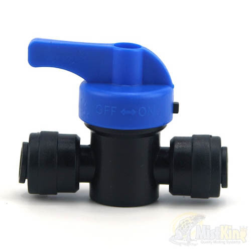 "MISTKING Ball Valve (1/4"")"