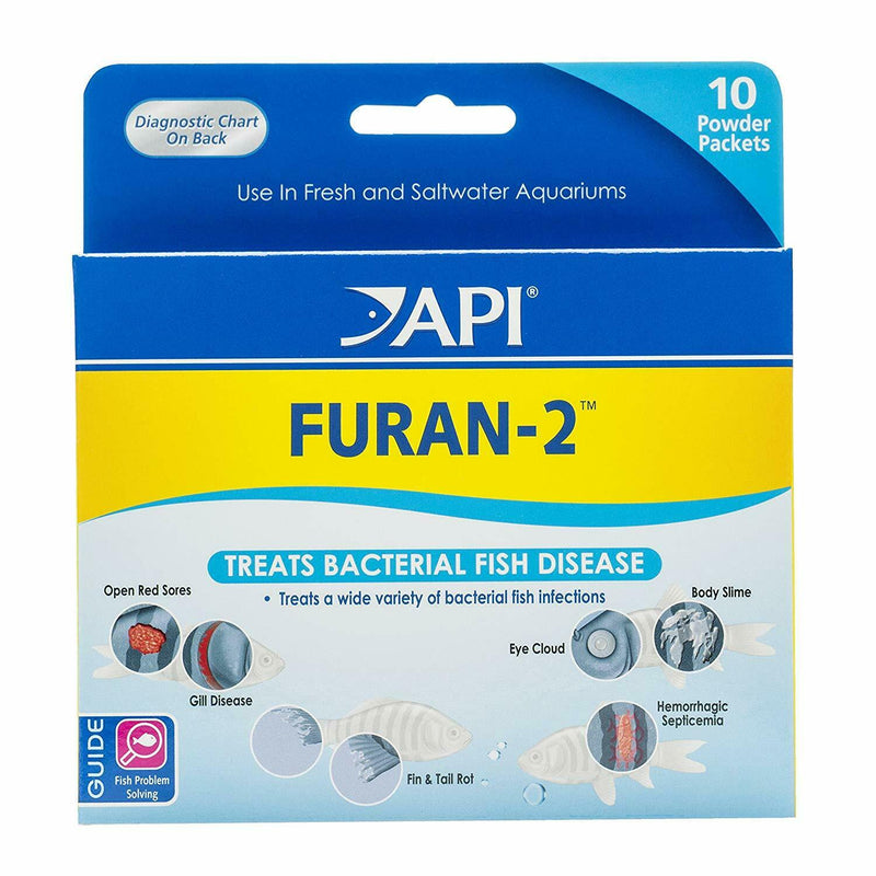 API Furan-2 (10 Packs)
