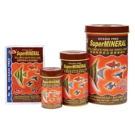 OF Super Mineral Flakes (22g)