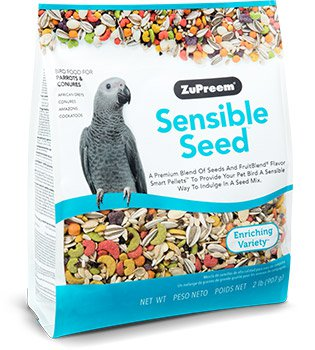 ZUPREEM Sensible Seed® (Parrots & Conures / 907g)
