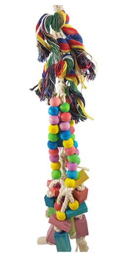 FIDS-PLAY CHEWABLE TOY (Pendant H / 50cm)