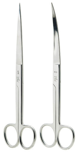 BorneoWild Short Cutters 18 (16.8cm / STRAIGHT)