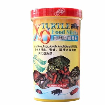 OF XO Turtle Food Sticks (400g)