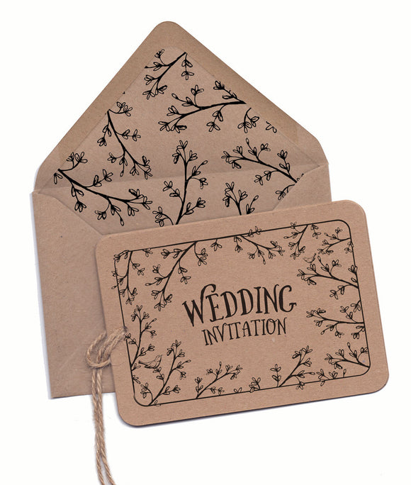 Paper Willow wedding invitations and designer stationery – Paper on