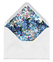 Forget-me-not Envelope Liners