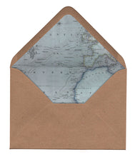 NEW Vintage Travel Envelope Liners
