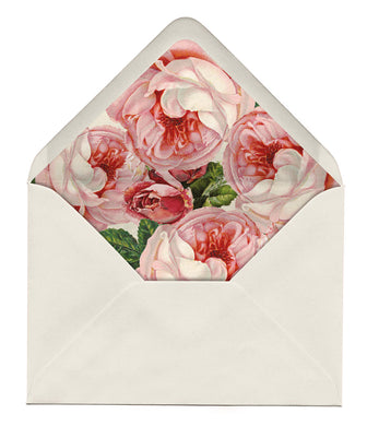 Love Letters Envelope Liners