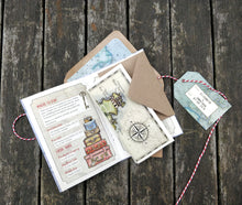 NEW Vintage Travel Passport