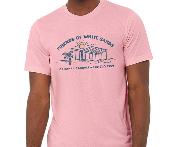 Friends of White Sands Tee Shirt Preorder*