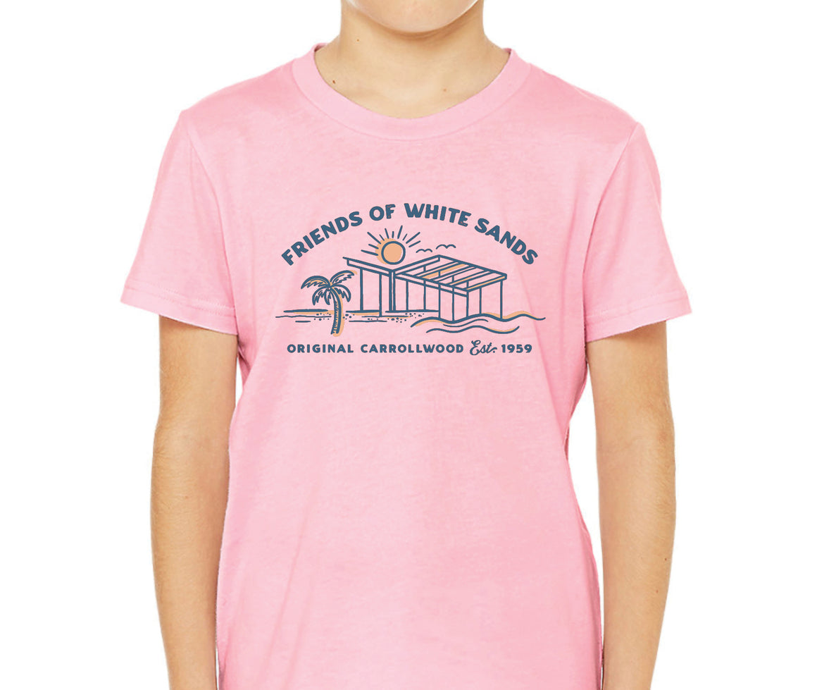 Friends of White Sands Youth Tee Shirt Preorder*