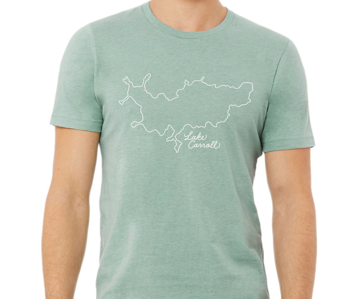 Lake Carroll Tee Shirt Preorder*
