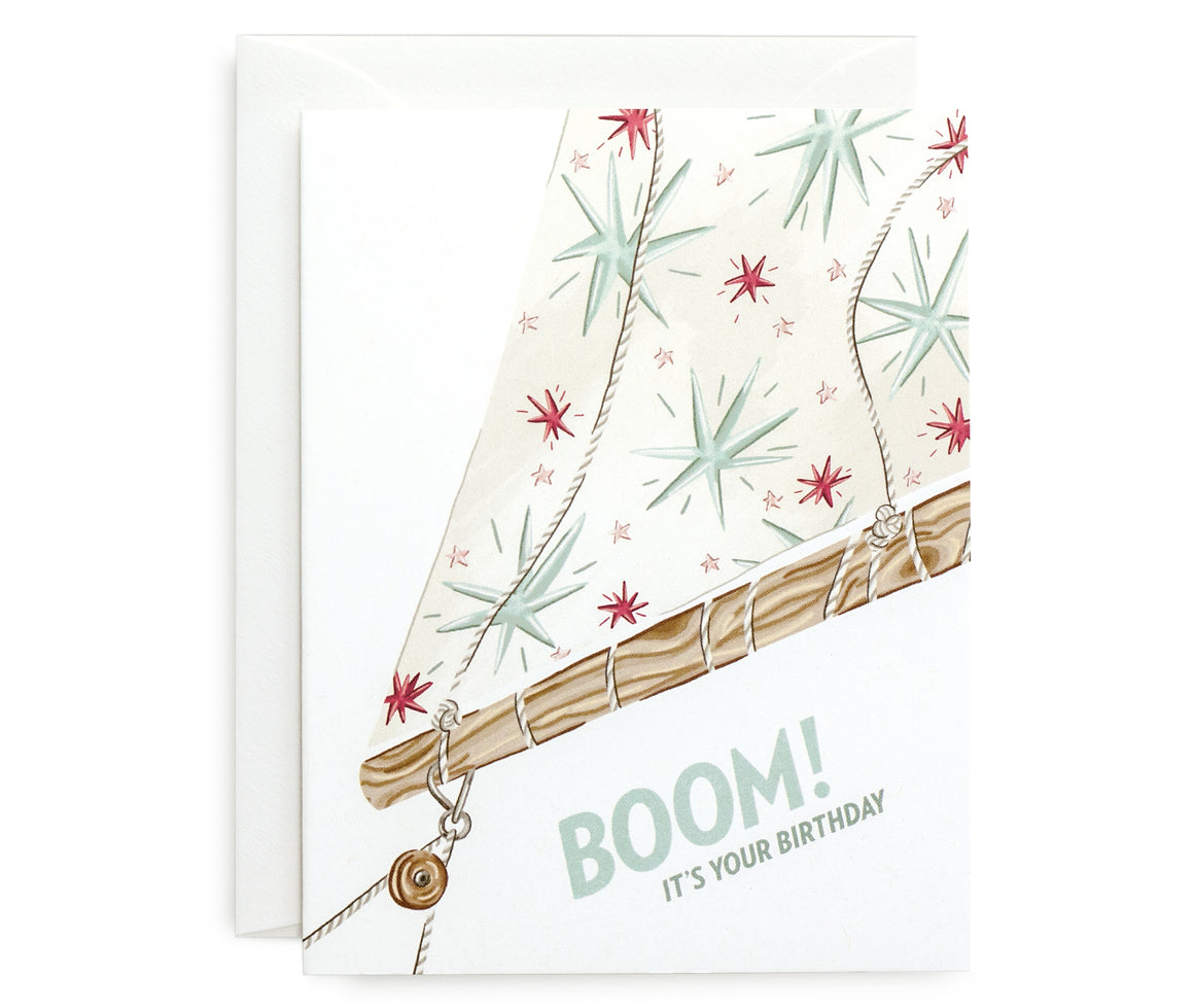Boom! It's Your Birthday Card