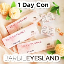 Barbie Eyesland (1 Day Con)