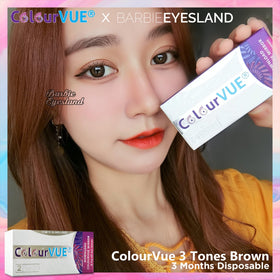 ColourVue 3Tones Brown