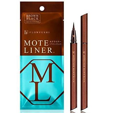 JAPAN Flowfushi MOTELINER Liquid Eyeliner-Beauty Products-Barbie Eyesland Contact lens