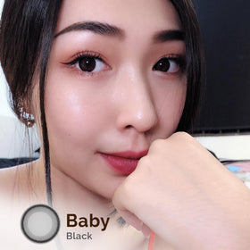 Oh My Baby BLACK 14mm