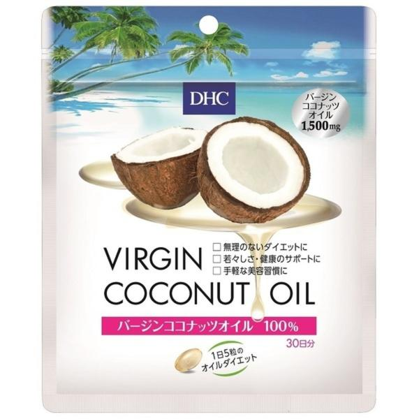 DHC Virgin Coconut Oil 30 Day