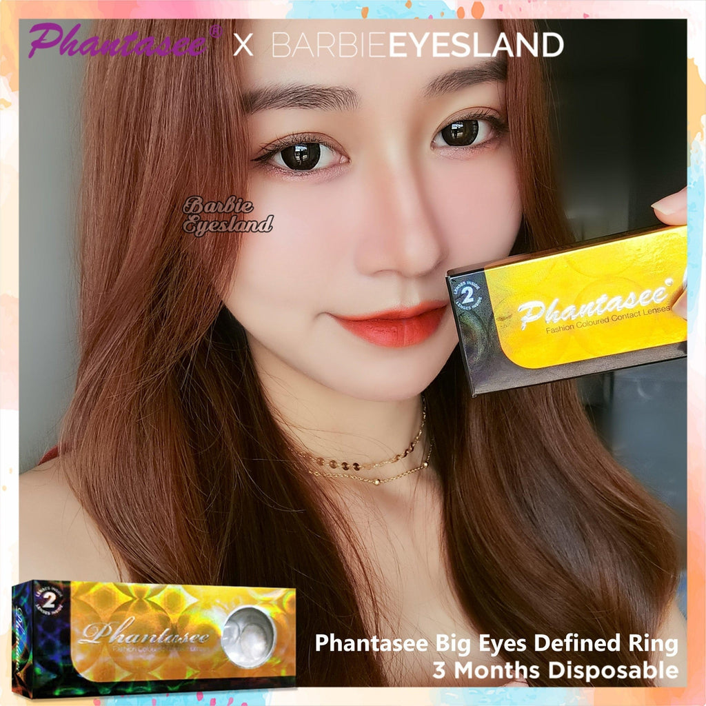 Phantasee Big Eyes Defined Ring