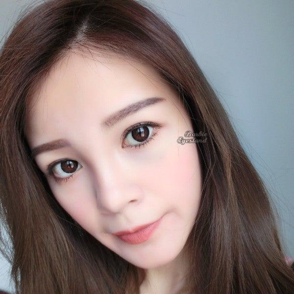Oh My Naked Black 14mm-Contact Lenses-Barbie Eyesland Contact lens