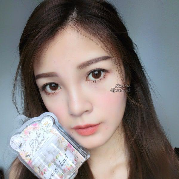 Oh My Naked Brown 14mm-Contact Lenses-Barbie Eyesland Contact lens