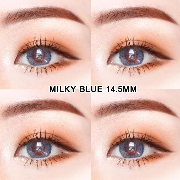 Milky Blue 14.5mm