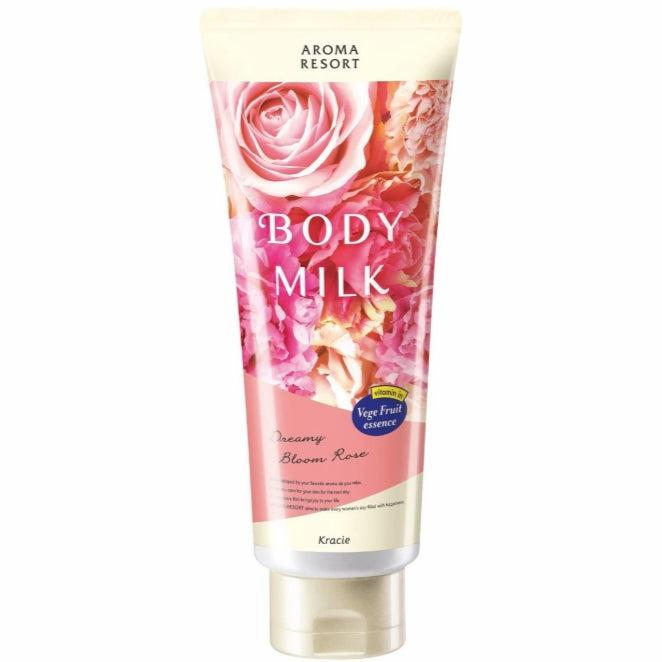 Kracie Aroma Resort Body Milk Moisture Cream 200g
