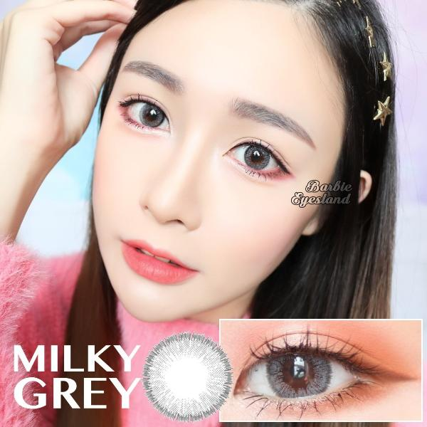 Milky Grey 14.5mm
