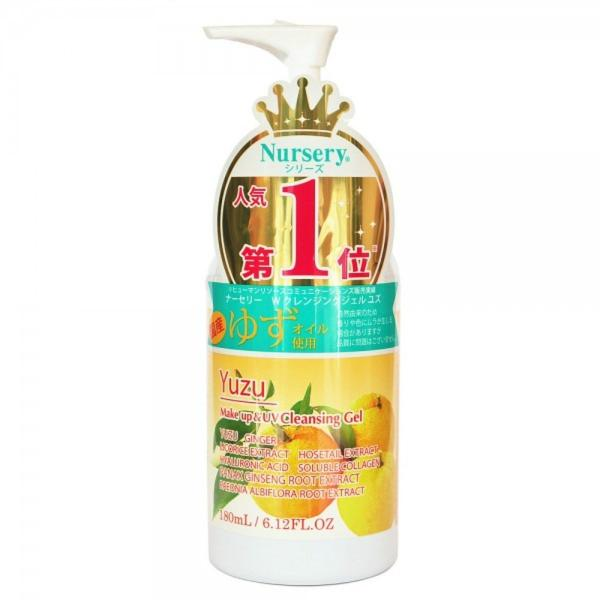 Nursery W Cleansing GEL Yuzu 180ml